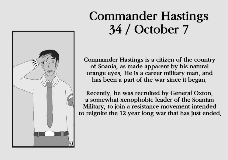 cast hastings